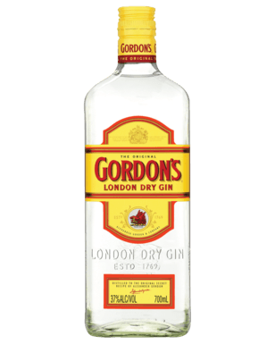 Gordon's London Dry Gin 700ml Swiftdrinks Alcohol Delivery
