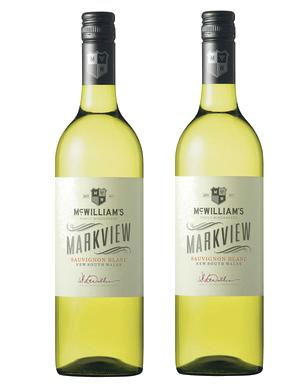McWilliams Markview Sauvignon Blanc 750ml (2 Bottles)