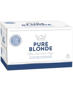 Pure Blonde Low Card Beer Delivery Swiftdrinks