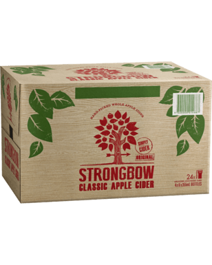 Strongbow Original Apple Cider Delivery Swiftdrinks