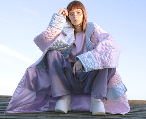 CLOUD COAT | [esqape] +  sheidlina | QUiLT