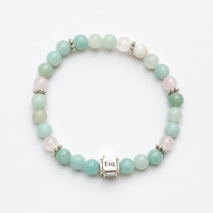 ⇪ LIFT  powerstone gift set - amazonite