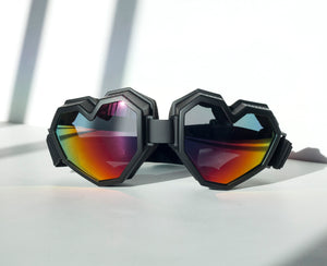 ESQAPE GOGGLES - BLACK [eye/vision protection]