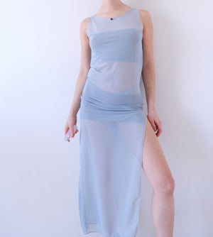 EMF Shield UNTOUCHABLE DRESS - mint