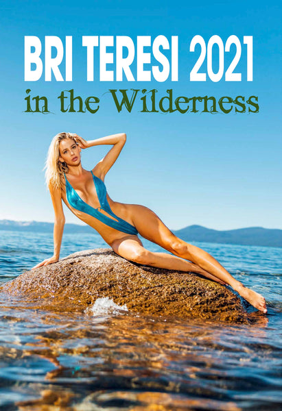 Bri Teresi 2021 in the Wilderness Calendar