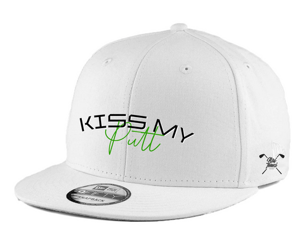 Kiss My Putt Hat