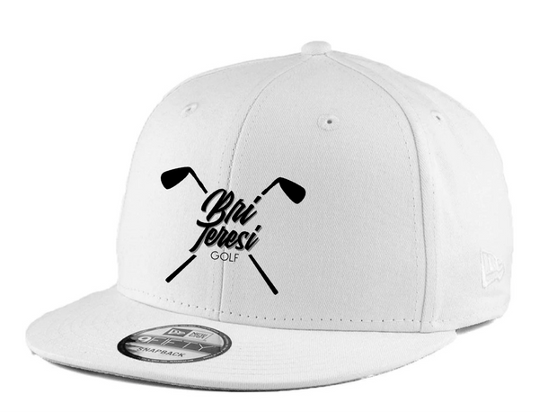 Bri Teresi Cross Golf Clubs Hat