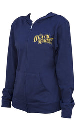 The ANCHOR Women's Full Zip Fleece Hoodie