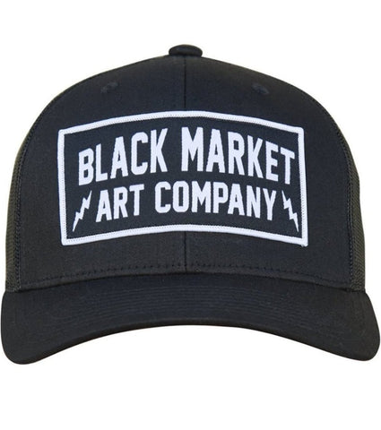 The ELECTRIC Retro Trucker Cap