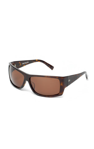 The BRONSON Sunglasses - Tortoise Frames w/ Brown CR-39 Lenses