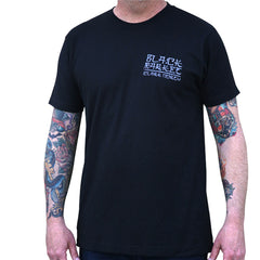 The CRAWL Tee - VINTAGE BLACK