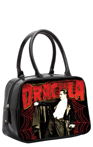 The DRACULA WEB BOWLER Purse
