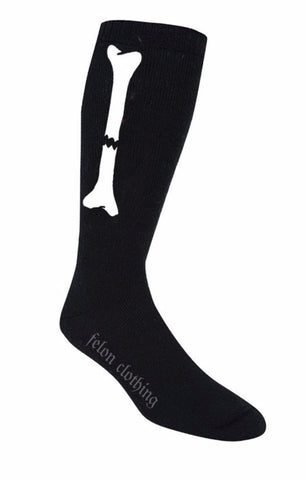 The BROKEN BONES Socks