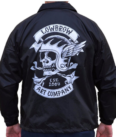 The FURY ROAD Windbreaker Jacket