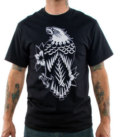The EAGLE RAIN Tee by Josh Persons