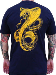 The GOLDEN COBRA Tee