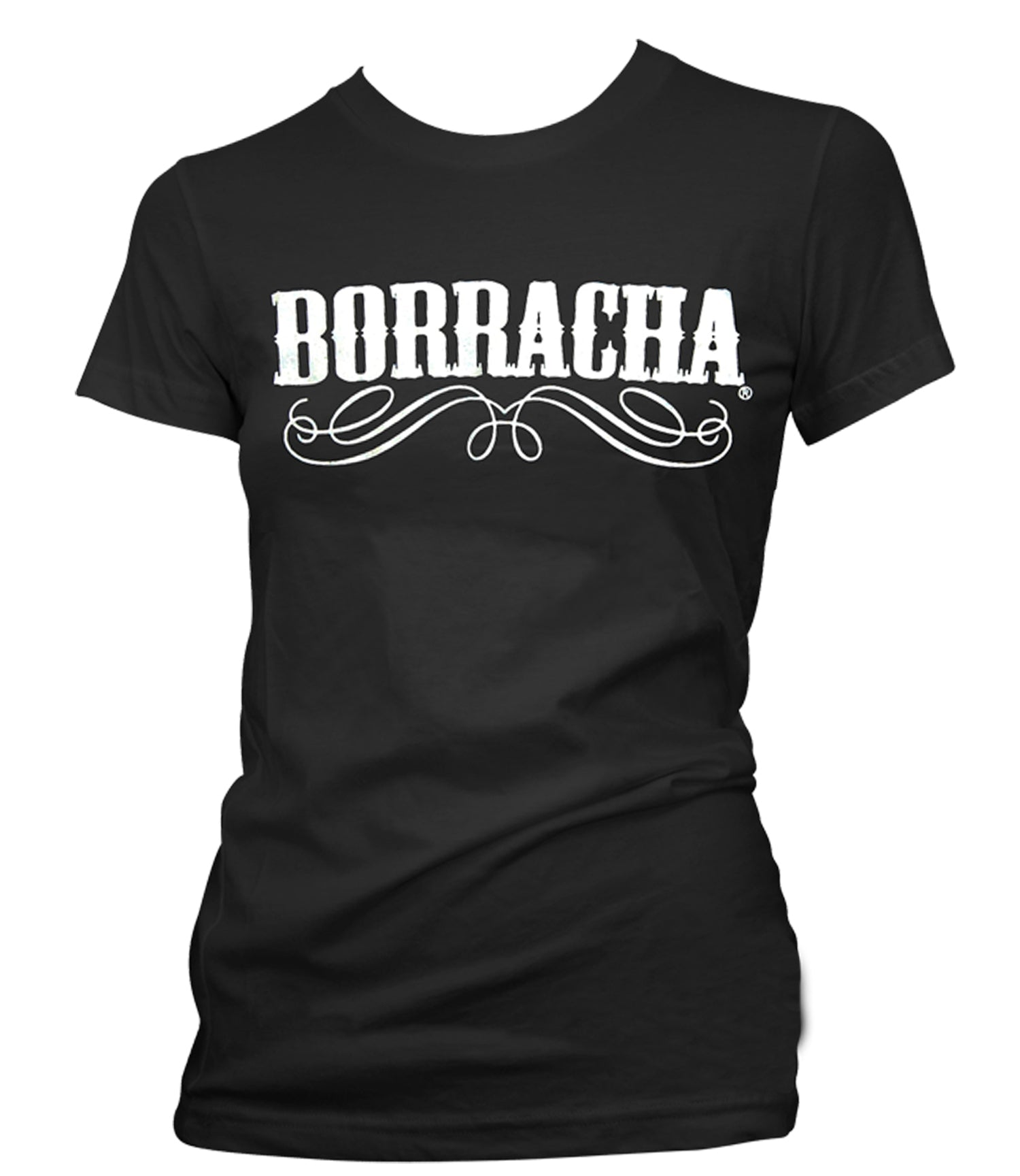 The BORRACHA Girl's Tee