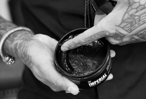 BLACK TOP Pomade (6 oz)