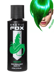 ARCTIC FOX - IRIS GREEN Vegan Hair Dye 4 oz.