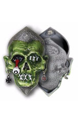 The ZOMBIE JOE'S Stash Buckle