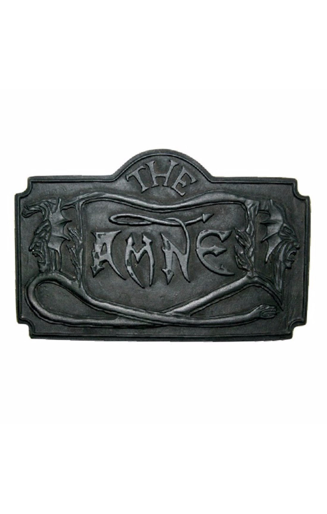 The DAMNED Belt Buckle