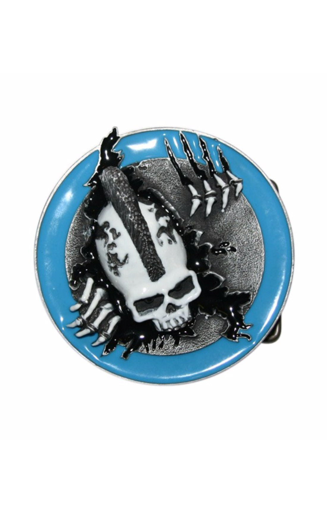 The GERMS MOHAWK Belt Buckle