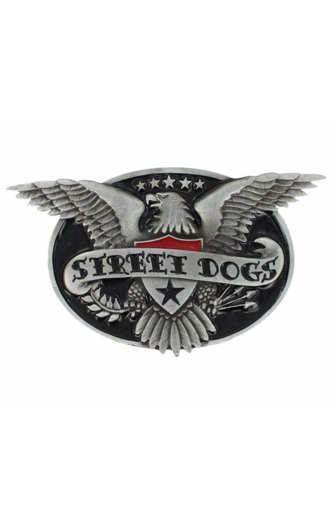 The STREET DOGS Band Buckle