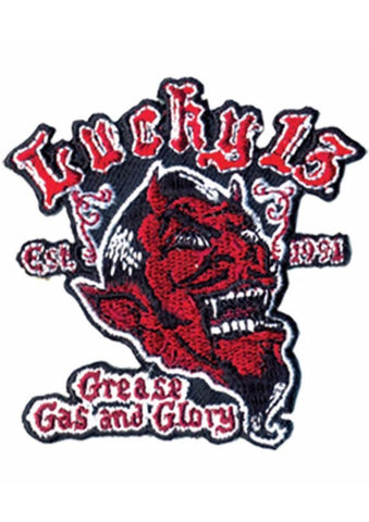 The GREASE GAS & GLORY Patch