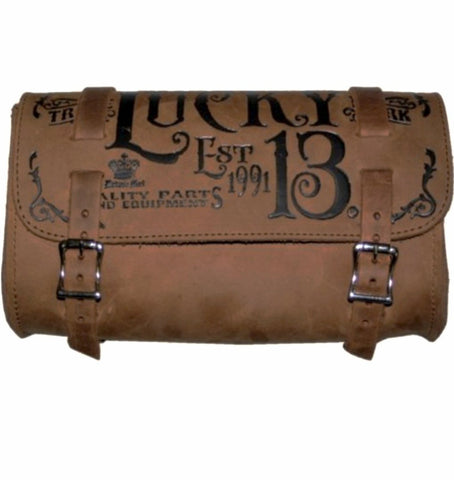 The L-13 M.F.G CO Tool Pouch - LIMITED EDITION TAN