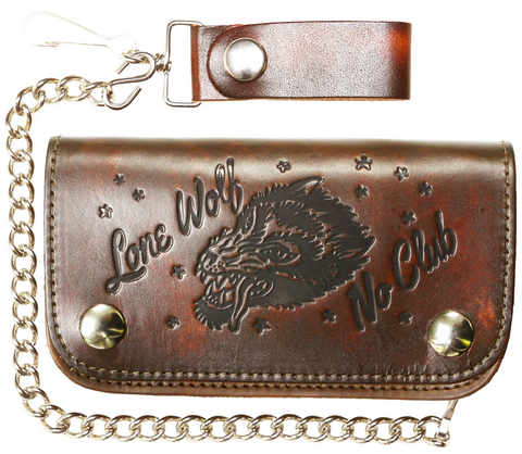 The LONE WOLF Wallet