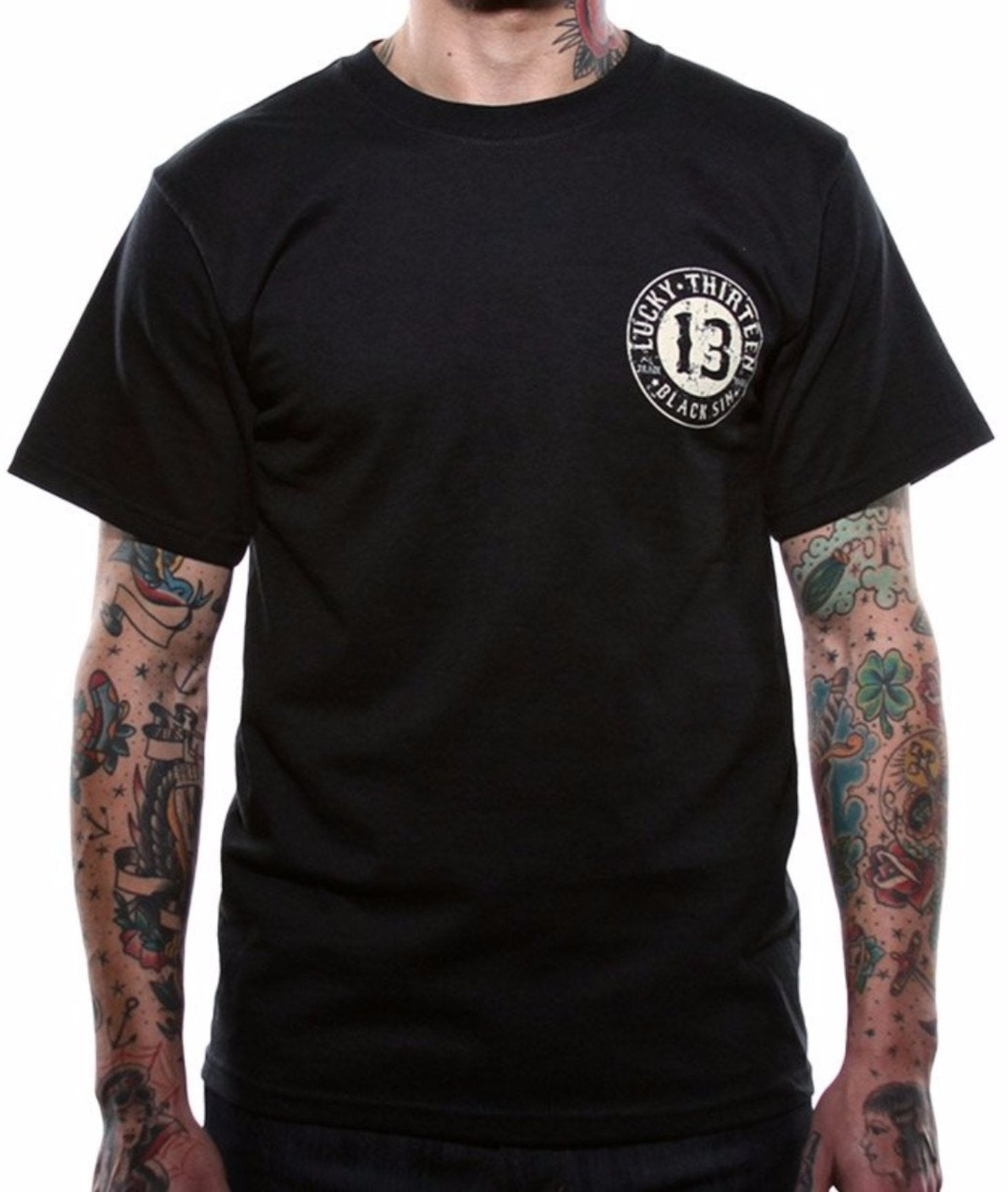The BLACK SIN Tee Shirt