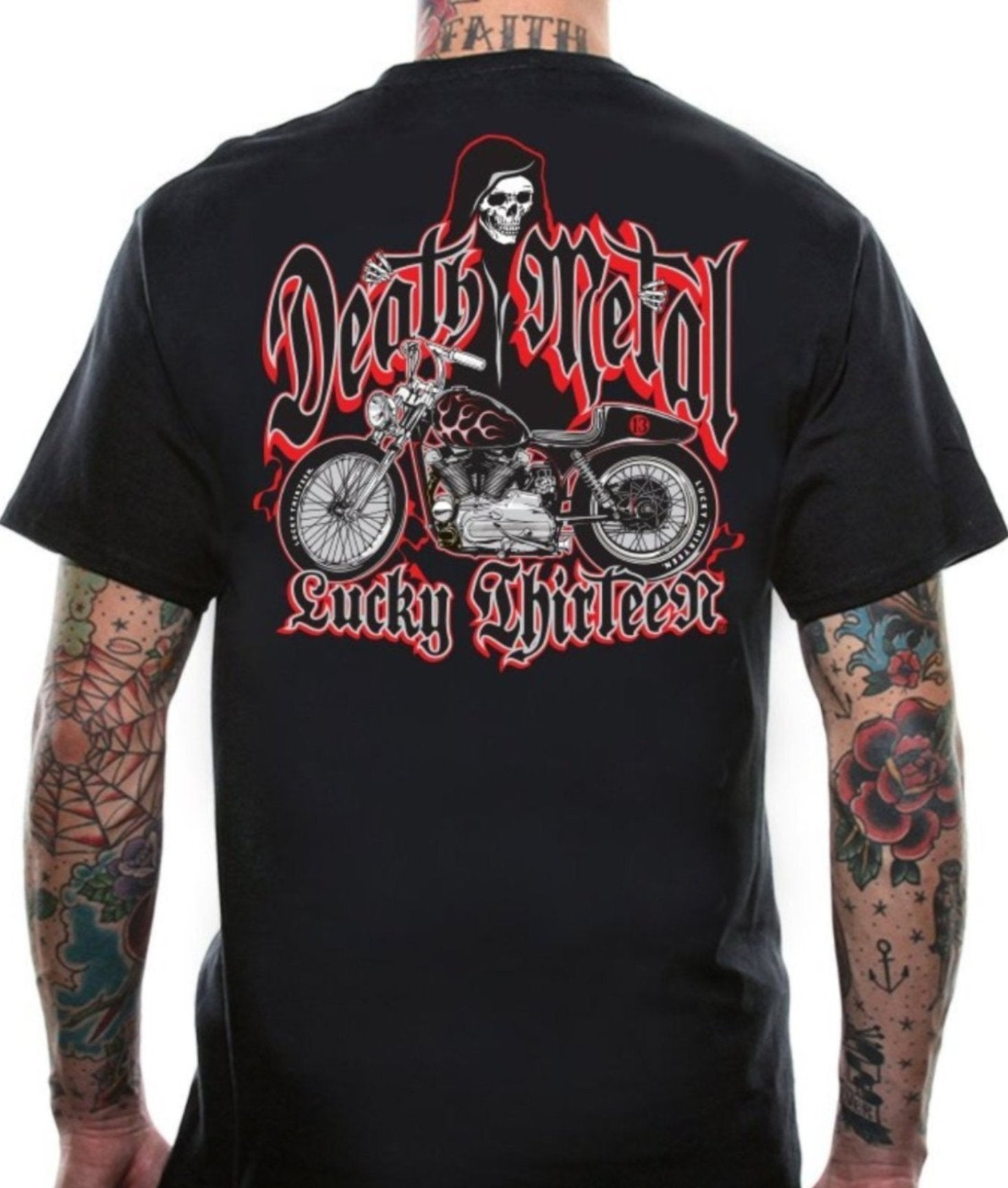 The DEATH METAL Tee