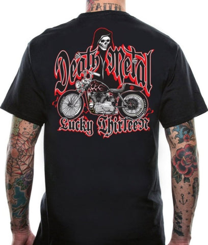 The DEATH METAL Tee - ONLY SIZE SMALL LEFT!