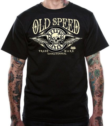 The OCTANE Tee - ONLY SIZES SM & 5XL LEFT AT THIS PRICE!