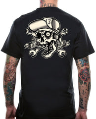 The SKULL BRO Tee - MEDIUM ONLY!