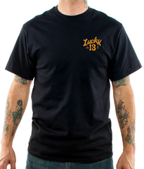 The SO LONG SUCKERS Tee - BLACK