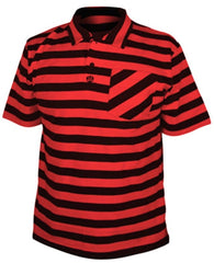The POGO Polo - RED/BLACK - LAST ONE IS A SMALL!