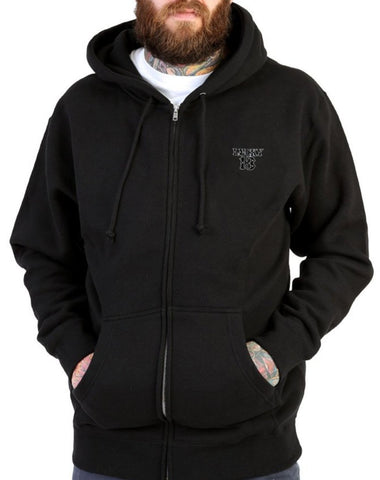 The AMERICAN ORIGINAL Men's Zip Hoodie