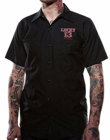 The ADRIAN Work Shirt