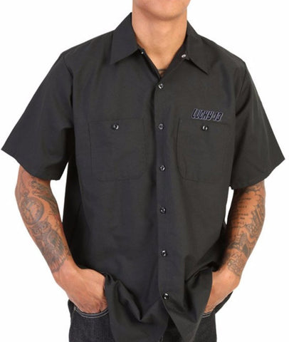 The BEATNIK BUBBLE TOP Work Shirt - SIZE SMALL AND MEDIUM ONLY!