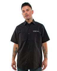 The DEATH OR GLORY Work Shirt - LAST ONE IS A SMALL!