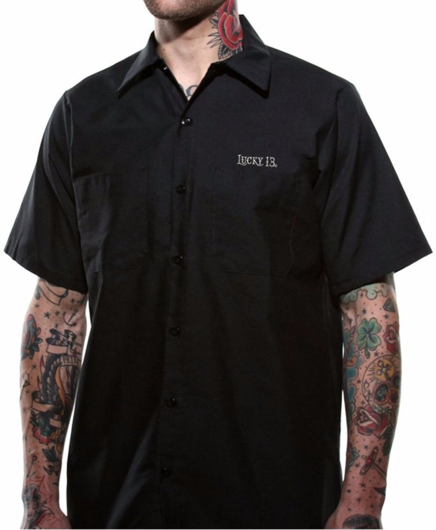 The DEAD SKULL Work Shirt