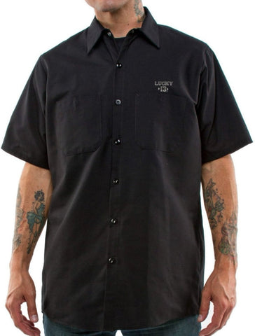 The ROAD KING Work Shirt