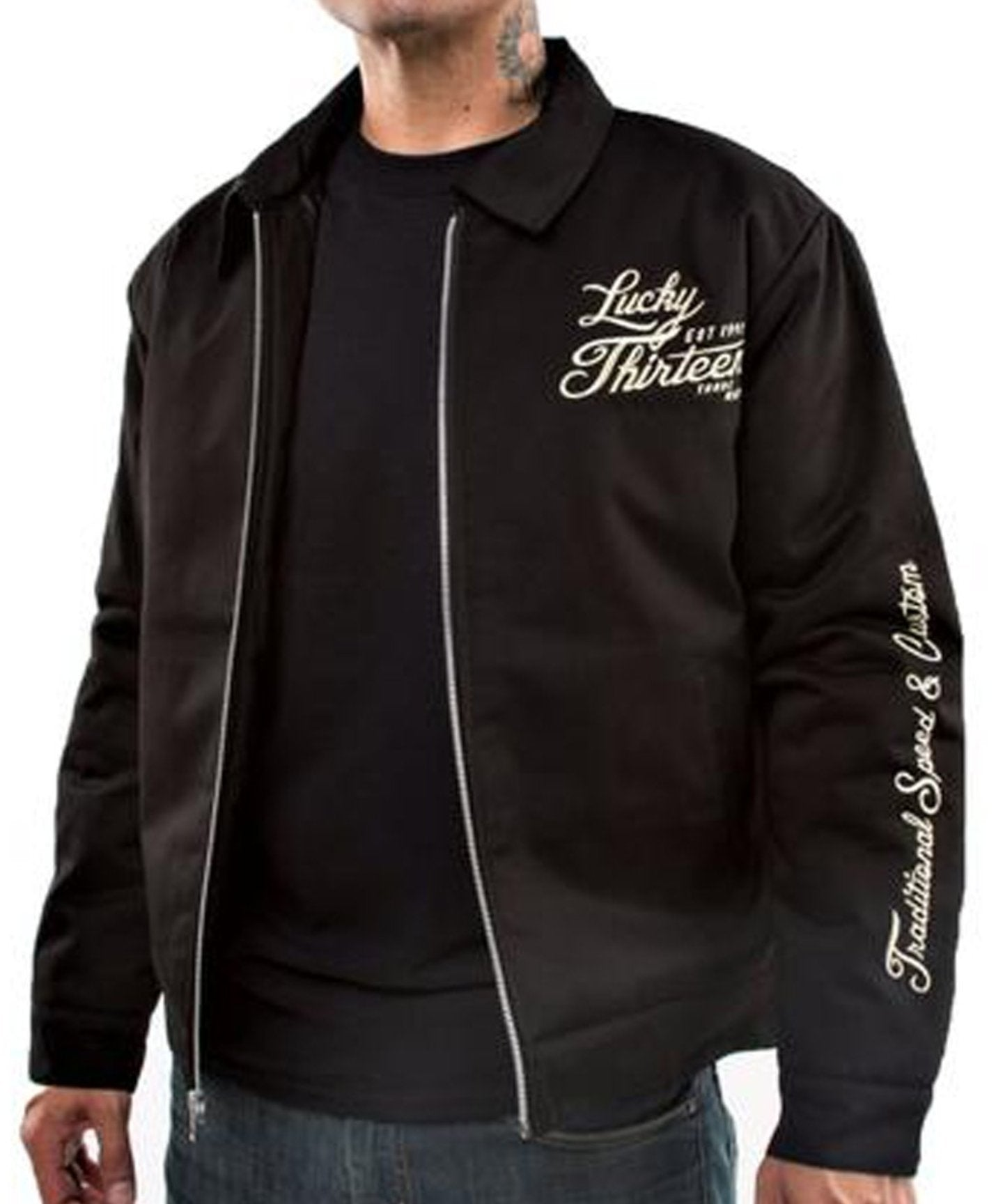 The ACE OF SPADES Jacket