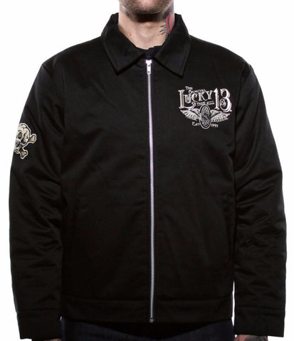 The BURN DON'T FADE Jacket
