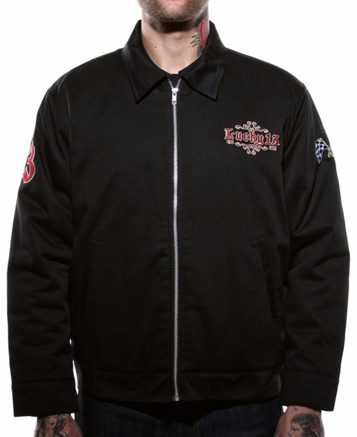 The GREASE, GAS & GLORY Jacket