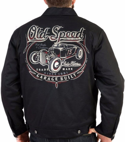 The OLD CUSTOM Jacket - FREE SHIPPING!