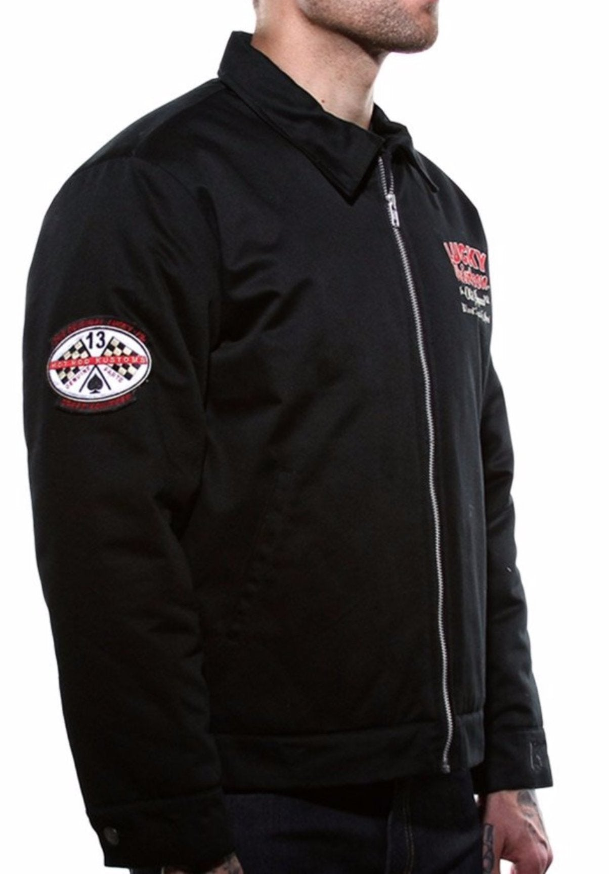 The OLD SPEED Jacket - FREE SHIPPING!