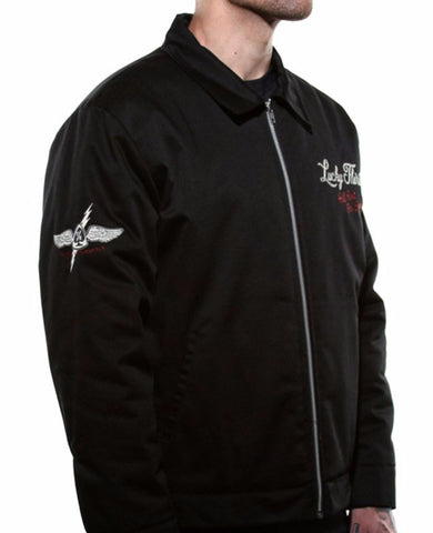 The RACING DEATH Jacket - FREE SHIPPING!