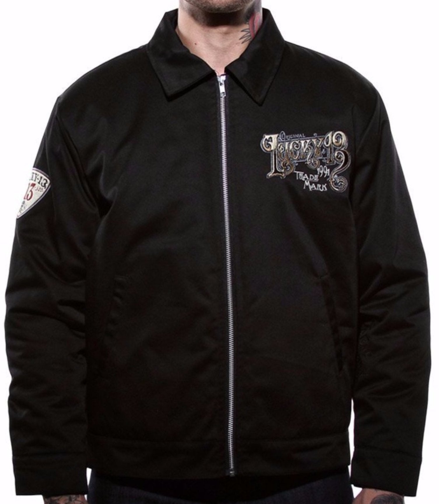 The YE OLDE Jacket - ONLY SIZE 2XL LEFT!